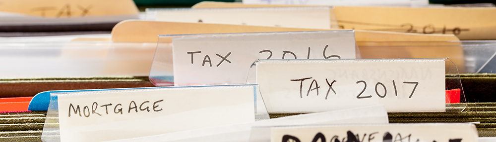 Tax Documentation